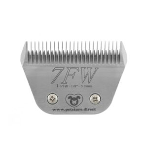 #7FW Wide Blade by PetStore.Direct