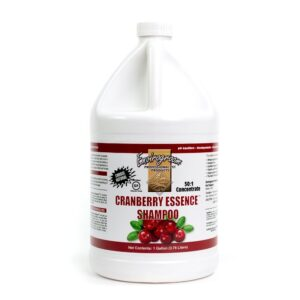 Cranberry Essence Shampoo 1 Gallon by Envirogroom