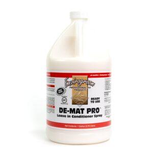 De-Mat Pro 1 Gallon by Envirogroom