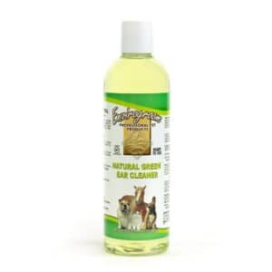 Natural Green Ear Cleaner 17 oz by Envirogroom
