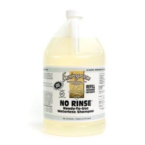 No Rinse Waterless Shampoo 1 Gallon by Envirogroom