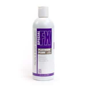Platinum Plum Facial and Body Shampoo 17 oz by Special FX
