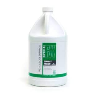 Simply Fresh Facial and Body Shampoo 1 Gallon by Special FX