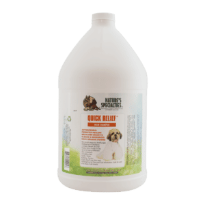 Quick Relief Neem Shampoo Gallon by Nature's Specialties