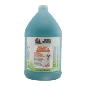 """Super """"Remedy"""" Shampoo with Aloe 1 Gallon by Nature's Specialties"""
