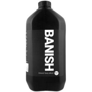 Banish Dematting Spray 1.3 Gal
