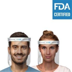 FDA Certified Face Shield