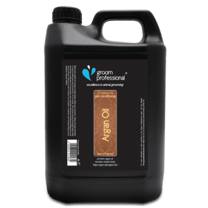 Argan Oil Conditioner 4 Litre by Groom Professional