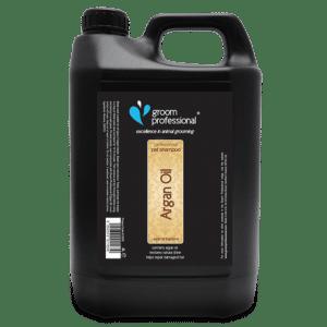 Argan Oil Shampoo 4 Litre by Groom Professional