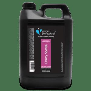 Cherry Sparkle Shampoo 4 Litre by Groom Professional