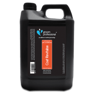 Coat Revitalise Conditioner 4 Litre by Groom Professional