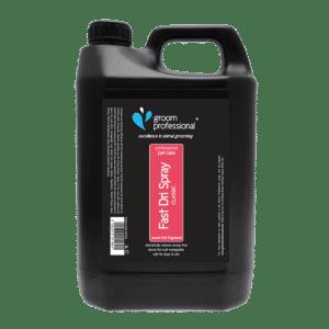 Fast Dri Classic Spray 4 Litre by Groom Professional
