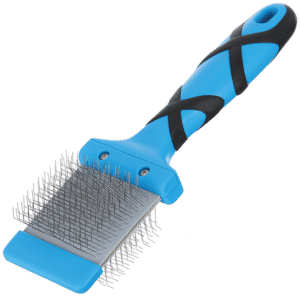 Double Sided Flexible Slicker Brush Soft by Groom Professional