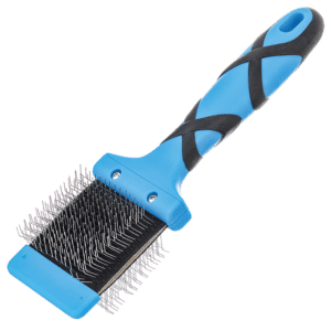 Double Sided Flexible Slicker Brush Firm by Groom Professional