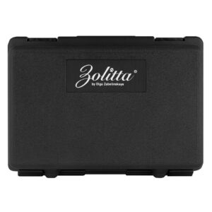 Storage Case for Wide Blades and Combs by Zolitta