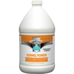Shop Care Kennel Power disinfectant cleaner