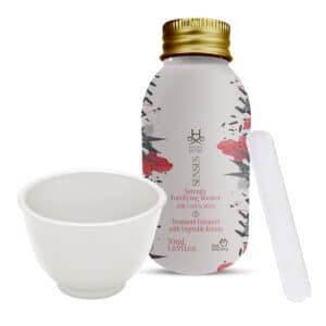 hydra senses serenity collection bowl and spatula booster