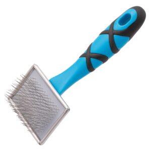 Groom Professional small soft slicker grooming