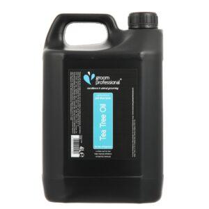 Groom Professional tea tree oil shampoo bitten irritated skin gallon