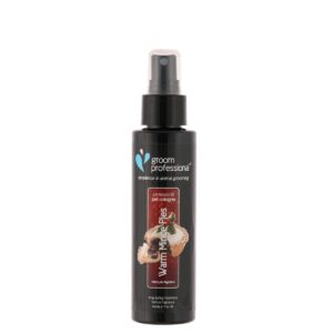 Groom Professional warm mince pie cologne
