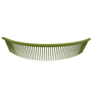 colin taylor bowie comb lime green large