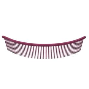colin taylor bowie comb neon pink large