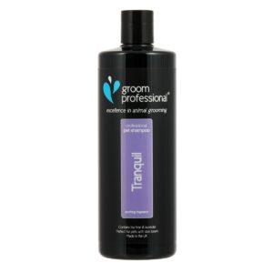 groom professional tranquil shampoo grooming